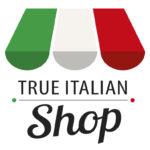 LOGO TRUE ITALIAN SHOP